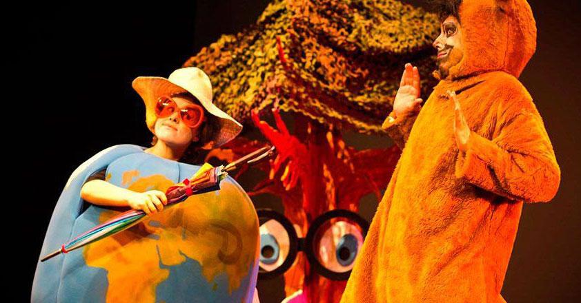 BMW educa a niños a través de obras teatrales para el cuidado del medio ambiente