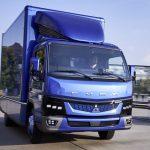 E-FUSO será la nueva marca de camiones eléctricos por Mitsubishi y Daimler