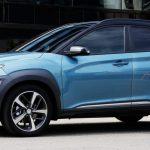 Electric SUV Hyundai