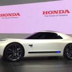 Honda Electric Sports EV concept 2