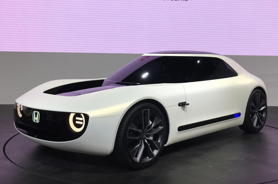 Honda Electric Sports EV concept