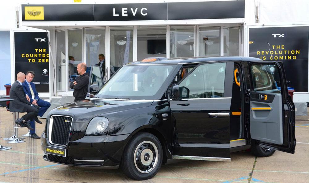 ¡Taxis eléctricos en Londres! El icónico taxi británico se convierte en un VE